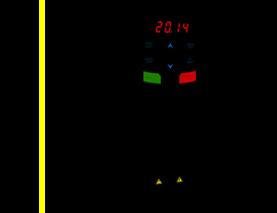 Falownik INVT GD20-2R2G-S2-EU - 1x230V 2,2kW