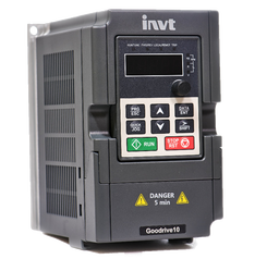 Falownik INVT GD10-0R4G-S2-B - 1x230V 0,4kW (1)